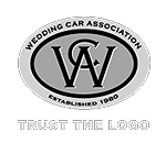 wedding car association wc logo