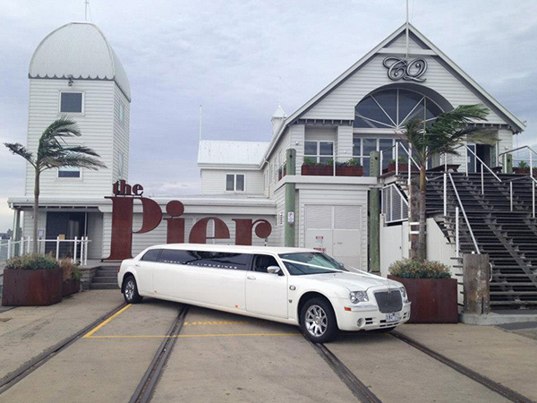 Luxury Limousines Available